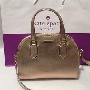 Kate spade mini reiley laurel way satchel bag